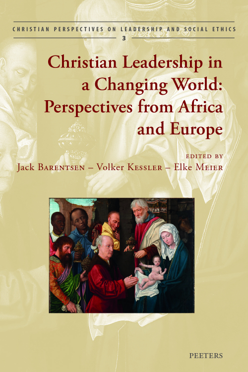 Buchcover Christian Leadership in a Changing World: Perspectives from Africa and Europe