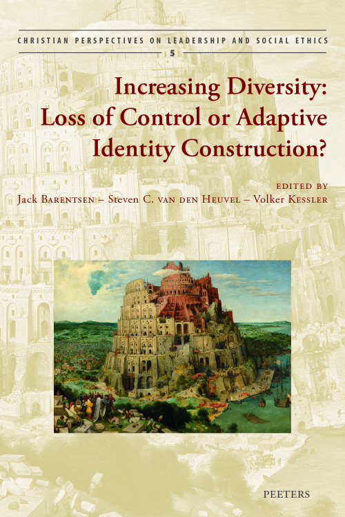 Buchcover Increasing Diversity: Loss of Control or Adaptive Identity Construction