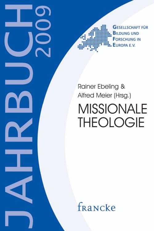 blaues Buchcover Jahrbuch 2009