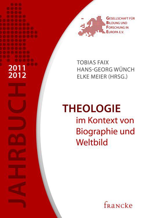 rotes Buchcover Jahrbuch 2011/12