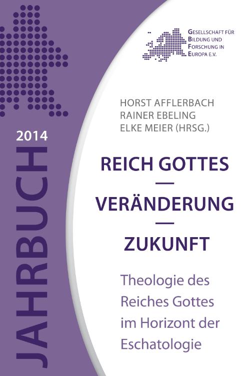lila Buchcover Jahrbuch 2014