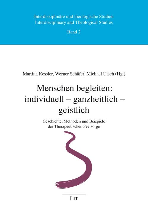 Buchcover Menschen begleiten: individuell - ganzheitlich - geistlich