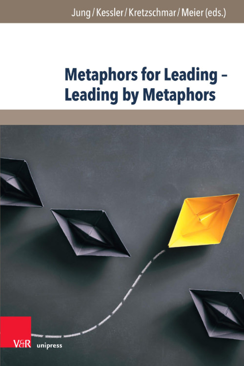 Buchcover Metaphors for Leading - Leading by Metaphors