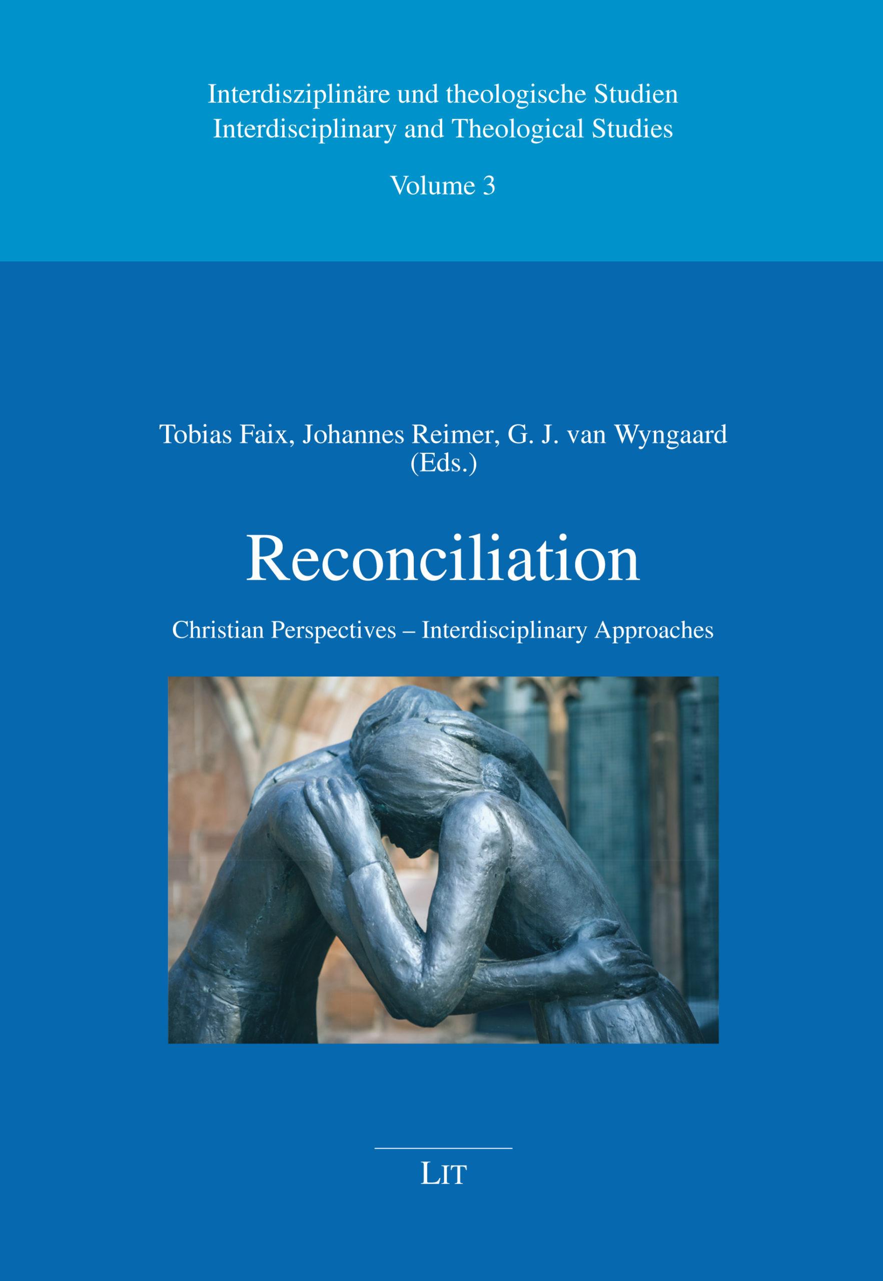Buchcover Reconciliation